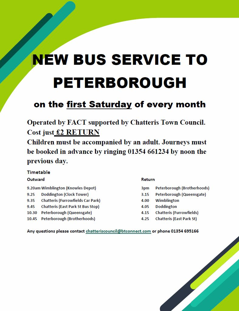 List of new bus services
