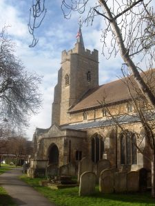 Chatteris church