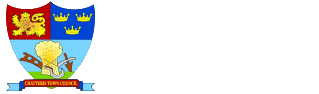 Chatteris Town Council crest and text
